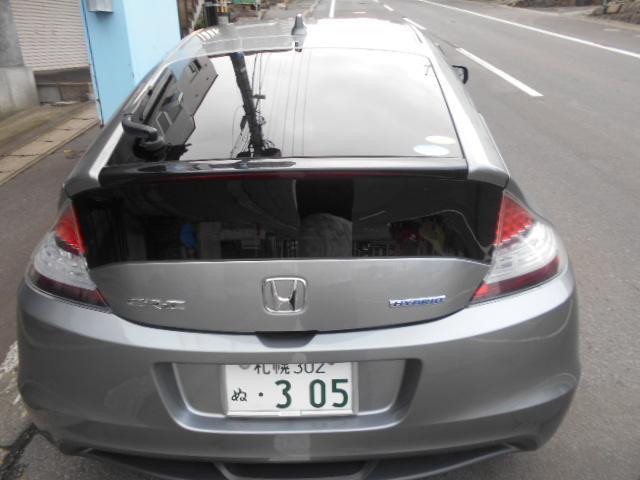 「ホンダ」「CR-Z」「クーペ」「北海道」の中古車10