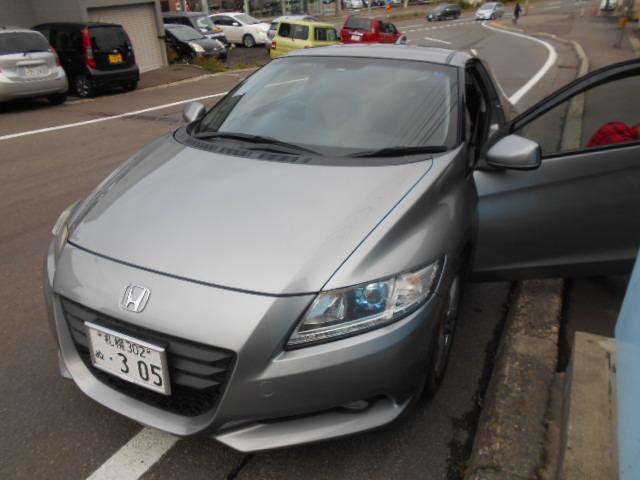 「ホンダ」「CR-Z」「クーペ」「北海道」の中古車22
