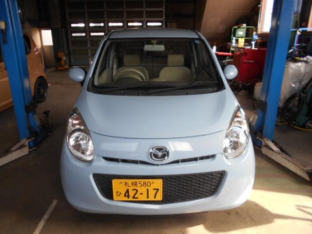 「マツダ」「キャロル」「軽自動車」「北海道」の中古車4
