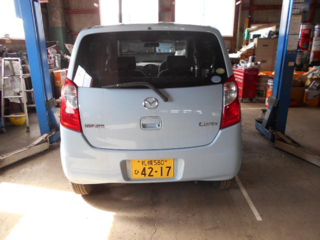 「マツダ」「キャロル」「軽自動車」「北海道」の中古車5