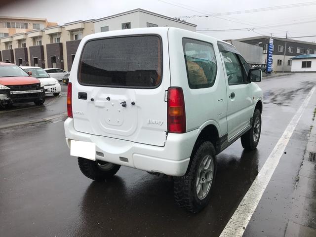 スズキ ジムニー XG 4WD ナビ TV 軽自動車 4AT ターボ エアコン