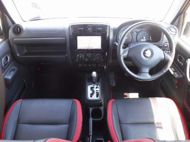 クロスアドベンチャー 4WD 社外メモリーナビ ワンセグ(3枚目)