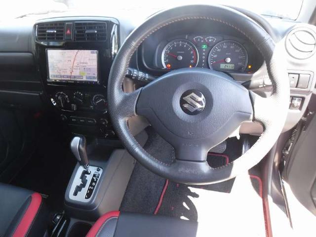 クロスアドベンチャー 4WD 社外メモリーナビ ワンセグ(10枚目)