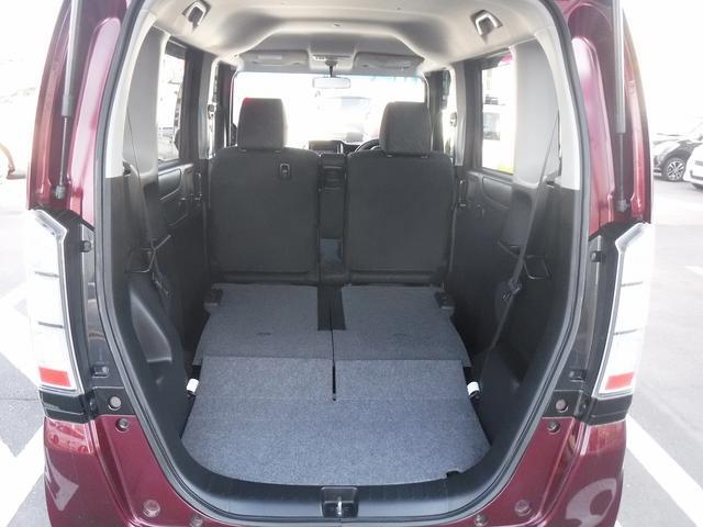 GターボSSパッケージ4WD 両側自動ドア 夏冬両タイヤ付き(19枚目)