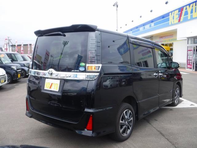 ZS煌 4WD衝突軽減装置ナビBカメラ両側自動ドア寒冷地仕様(2枚目)