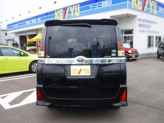 ZS煌 4WD衝突軽減装置ナビBカメラ両側自動ドア寒冷地仕様(6枚目)