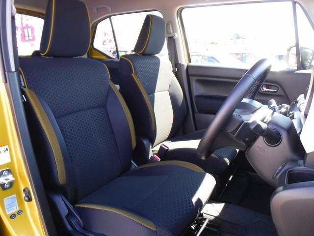 ハイブリッドMZ 4WD 新品ナビ・ワンセグ・Bluetooth・禁煙車・衝突軽減・横滑り防止・アイドリングストップ・コーナーセンサー・クルーズコントロール・パドルシフト・シートヒーター・LEDヘッドライト・フォグランプ(12枚目)