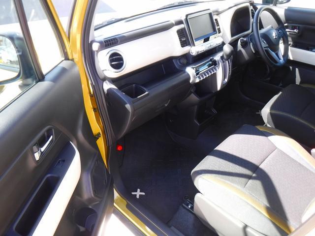 ハイブリッドMZ 4WD 新品ナビ・ワンセグ・Bluetooth・禁煙車・衝突軽減・横滑り防止・アイドリングストップ・コーナーセンサー・クルーズコントロール・パドルシフト・シートヒーター・LEDヘッドライト・フォグランプ(13枚目)