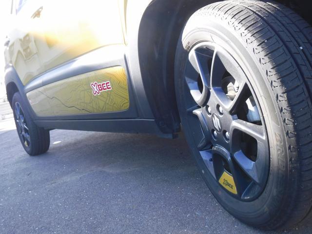 ハイブリッドMZ 4WD 新品ナビ・ワンセグ・Bluetooth・禁煙車・衝突軽減・横滑り防止・アイドリングストップ・コーナーセンサー・クルーズコントロール・パドルシフト・シートヒーター・LEDヘッドライト・フォグランプ(30枚目)