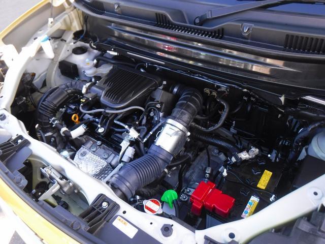 ハイブリッドMZ 4WD 新品ナビ・ワンセグ・Bluetooth・禁煙車・衝突軽減・横滑り防止・アイドリングストップ・コーナーセンサー・クルーズコントロール・パドルシフト・シートヒーター・LEDヘッドライト・フォグランプ(35枚目)