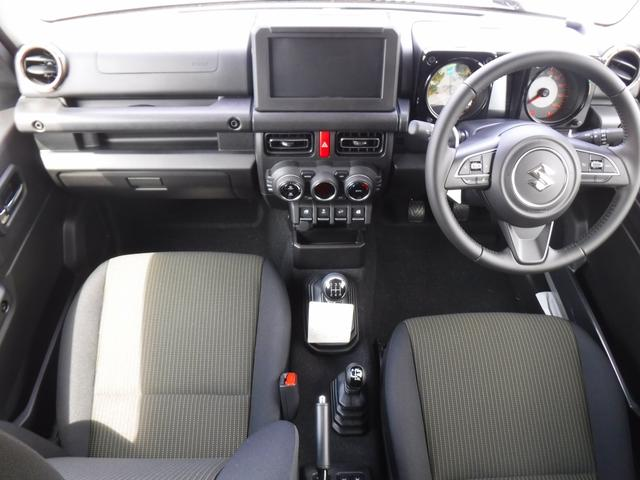 JC 4WD・5速MT・衝突軽減装置・横滑り防止機能・プッシュスター・スマートキー・LEDヘッドライト・フォグランプ・オートライト・クルーズコントロール・ステアリングリモコン・シートヒーター・背面タイヤ(9枚目)