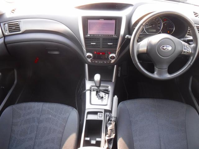 2.0XS 4WD 純正冬タイヤ付き 横滑り防止・キーレス・HIDライト・フォグ・クルコン・デュアルオートA/C・社外SDナビ・CD・DVD・フルセグ・USB・AUX・Bカメラ・ETC・電格ミラー・社外17AW(9枚目)