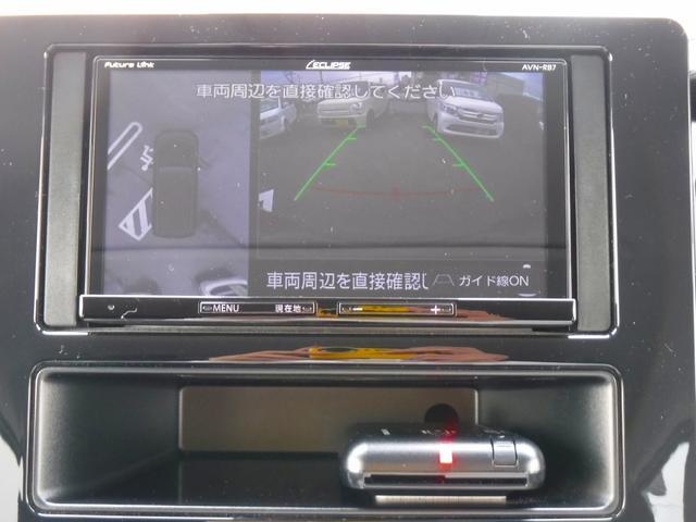 G 4WDディーゼル車・禁煙車・レンタアップ・社外メモリーナビ・アラウンドビューカメラ・両側自動ドア・ETC・パドルシフト・LEDヘッドライト・純正18inアルミ・スマートキー・プッシュスタート・クルコン(9枚目)