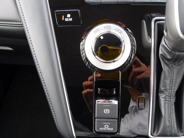 G 4WDディーゼル車・禁煙車・レンタアップ・社外メモリーナビ・アラウンドビューカメラ・両側自動ドア・ETC・パドルシフト・LEDヘッドライト・純正18inアルミ・スマートキー・プッシュスタート・クルコン(22枚目)