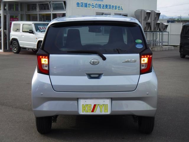 「ダイハツ」「ミライース」「軽自動車」「北海道」の中古車6