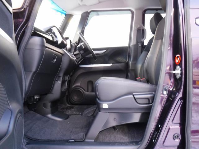 G・ターボLパッケージ 4WD・新品ナビ付き・純正エンスタ・両側自動ドア・シートヒーター・Bカメラ・HIDライト・フォグ・ステリモ・クルコン・スマートキー・Pスタート・横滑り防止・ハーフレザーシート・純正15インチアルミ(13枚目)