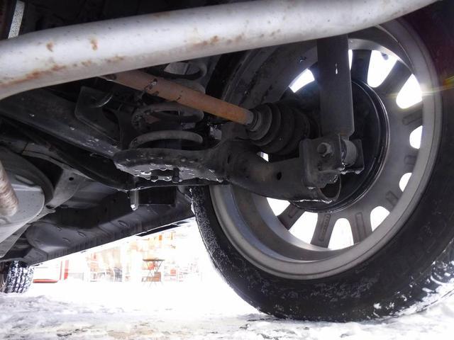 G・ターボLパッケージ 4WD・新品ナビ付き・純正エンスタ・両側自動ドア・シートヒーター・Bカメラ・HIDライト・フォグ・ステリモ・クルコン・スマートキー・Pスタート・横滑り防止・ハーフレザーシート・純正15インチアルミ(40枚目)