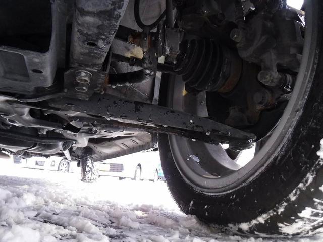 G・ターボLパッケージ 4WD・新品ナビ付き・純正エンスタ・両側自動ドア・シートヒーター・Bカメラ・HIDライト・フォグ・ステリモ・クルコン・スマートキー・Pスタート・横滑り防止・ハーフレザーシート・純正15インチアルミ(42枚目)