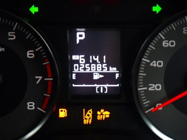 2.0i-S アイサイト 4WD・禁煙車・サンルーフ・パワーバックドア・シートヒーター・ディーラーOPSDナビ・フルセグ・ETC・電動シート・スマートキー・Pスタート・クルコン・レーンアシスト・純正18インチアルミ(23枚目)