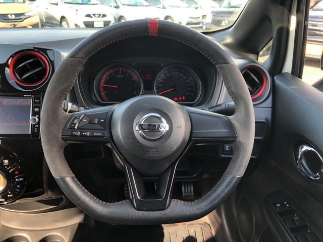 ニスモ S 1オーナー 5速MT RSRダウンサス HKSマフラー WORK17インチアルミ ドラレコ 純正SDナビ バックカメラ Bluetooth ブルーレイ LEDライト スタッドレス車載 スペアキー 禁煙(11枚目)
