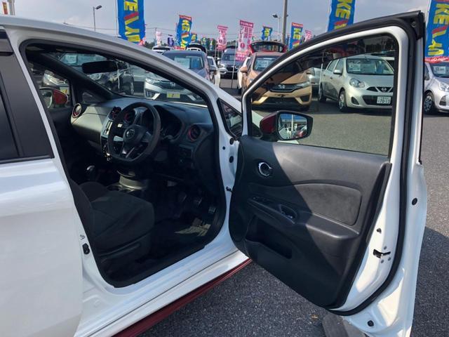 ニスモ S 1オーナー 5速MT RSRダウンサス HKSマフラー WORK17インチアルミ ドラレコ 純正SDナビ バックカメラ Bluetooth ブルーレイ LEDライト スタッドレス車載 スペアキー 禁煙(12枚目)