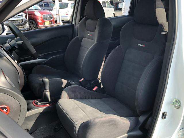 ニスモ S 1オーナー 5速MT RSRダウンサス HKSマフラー WORK17インチアルミ ドラレコ 純正SDナビ バックカメラ Bluetooth ブルーレイ LEDライト スタッドレス車載 スペアキー 禁煙(16枚目)