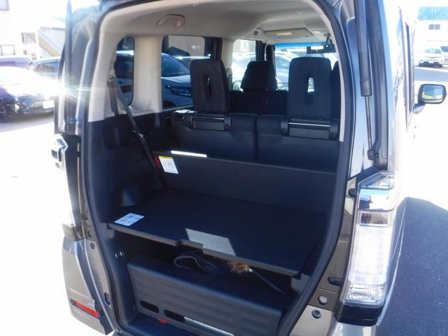 G・ターボAパッケージ 4WD・禁煙車・1オーナー・両側自動ドア・社外ナビ・Bカメラ・ETC・HID・フォグ・Pスタート・スマートキー・クルコン・衝突軽減装置・横滑り防止・純正14インチアルミ・100V電源(16枚目)