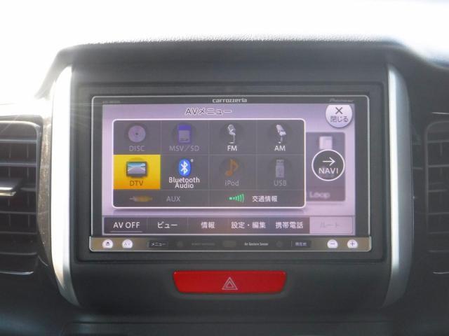 G・ターボAパッケージ 4WD・禁煙車・1オーナー・両側自動ドア・社外ナビ・Bカメラ・ETC・HID・フォグ・Pスタート・スマートキー・クルコン・衝突軽減装置・横滑り防止・純正14インチアルミ・100V電源(18枚目)