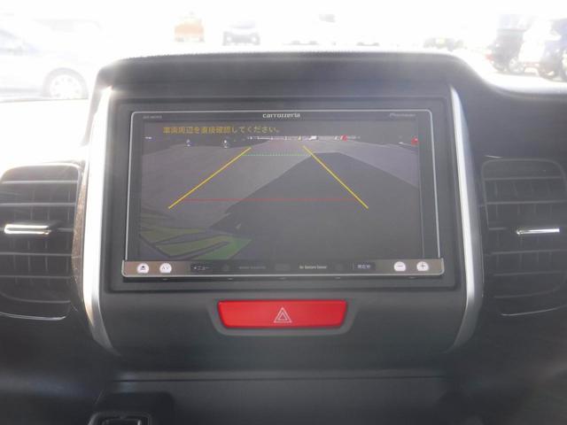 G・ターボAパッケージ 4WD・禁煙車・1オーナー・両側自動ドア・社外ナビ・Bカメラ・ETC・HID・フォグ・Pスタート・スマートキー・クルコン・衝突軽減装置・横滑り防止・純正14インチアルミ・100V電源(19枚目)
