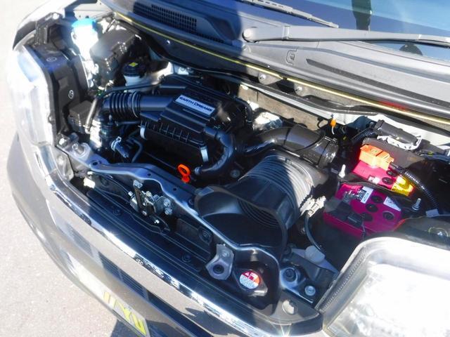 G・ターボAパッケージ 4WD・禁煙車・1オーナー・両側自動ドア・社外ナビ・Bカメラ・ETC・HID・フォグ・Pスタート・スマートキー・クルコン・衝突軽減装置・横滑り防止・純正14インチアルミ・100V電源(34枚目)