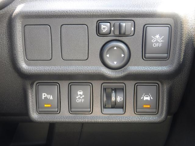 X FOUR 4WD・禁煙車・1オーナー・社外ナビ・スマートキー・Pスタート・フルセグTV・コーナーセンサー・レーンアシスト・衝突軽減装置・社外14インチアルミ冬タイヤ(27枚目)