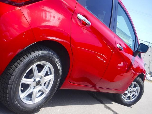 X FOUR 4WD・禁煙車・1オーナー・社外ナビ・スマートキー・Pスタート・フルセグTV・コーナーセンサー・レーンアシスト・衝突軽減装置・社外14インチアルミ冬タイヤ(31枚目)