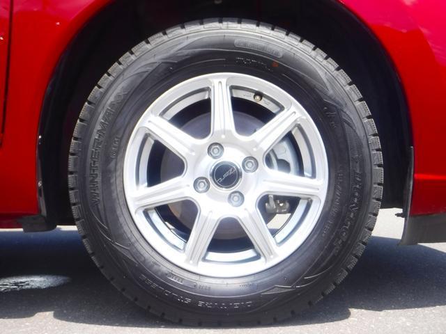 X FOUR 4WD・禁煙車・1オーナー・社外ナビ・スマートキー・Pスタート・フルセグTV・コーナーセンサー・レーンアシスト・衝突軽減装置・社外14インチアルミ冬タイヤ(33枚目)