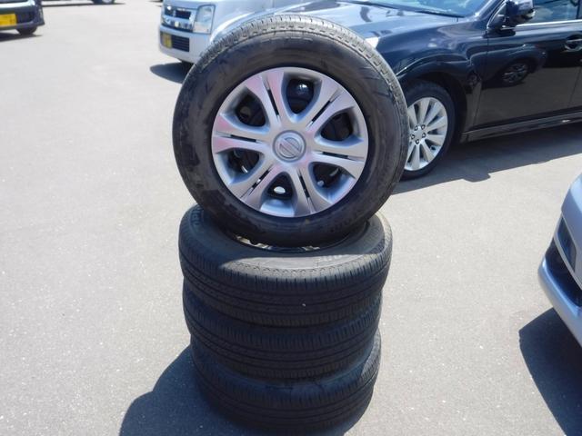 X FOUR 4WD・禁煙車・1オーナー・社外ナビ・スマートキー・Pスタート・フルセグTV・コーナーセンサー・レーンアシスト・衝突軽減装置・社外14インチアルミ冬タイヤ(37枚目)