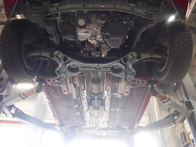 X FOUR 4WD・禁煙車・1オーナー・社外ナビ・スマートキー・Pスタート・フルセグTV・コーナーセンサー・レーンアシスト・衝突軽減装置・社外14インチアルミ冬タイヤ(38枚目)