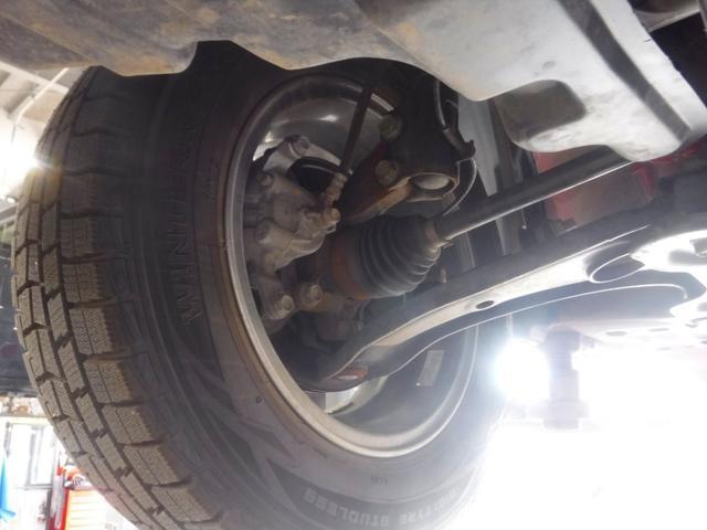 X FOUR 4WD・禁煙車・1オーナー・社外ナビ・スマートキー・Pスタート・フルセグTV・コーナーセンサー・レーンアシスト・衝突軽減装置・社外14インチアルミ冬タイヤ(39枚目)