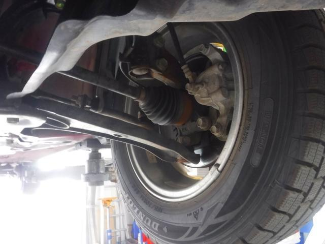 X FOUR 4WD・禁煙車・1オーナー・社外ナビ・スマートキー・Pスタート・フルセグTV・コーナーセンサー・レーンアシスト・衝突軽減装置・社外14インチアルミ冬タイヤ(40枚目)
