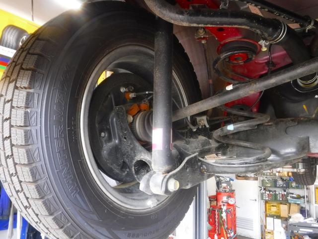 X FOUR 4WD・禁煙車・1オーナー・社外ナビ・スマートキー・Pスタート・フルセグTV・コーナーセンサー・レーンアシスト・衝突軽減装置・社外14インチアルミ冬タイヤ(41枚目)