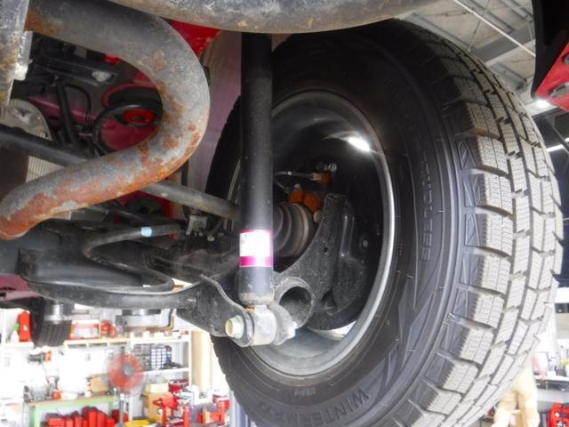 X FOUR 4WD・禁煙車・1オーナー・社外ナビ・スマートキー・Pスタート・フルセグTV・コーナーセンサー・レーンアシスト・衝突軽減装置・社外14インチアルミ冬タイヤ(42枚目)