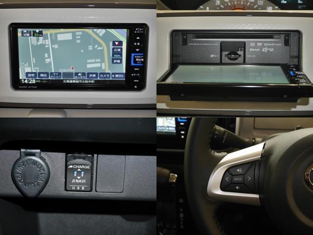 「ダイハツ」「ムーヴキャンバス」「コンパクトカー」「北海道」の中古車11