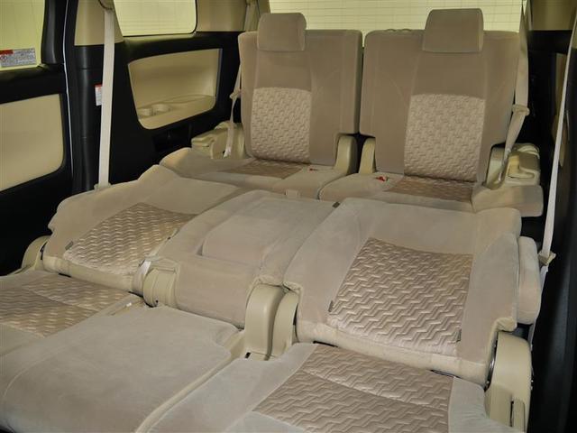 X 4WD フルセグ メモリーナビ DVD再生 バックカメラ ETC 両側電動スライド LEDヘッドランプ 乗車定員8人 3列シート(6枚目)