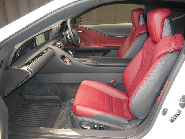LC500h Lパッケージ 21インチアルミ 純正ドラレコ 寒冷地仕様 CPO認定中古車(46枚目)