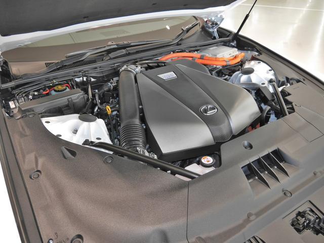 LC500h Lパッケージ 21インチアルミ 純正ドラレコ 寒冷地仕様 CPO認定中古車(55枚目)