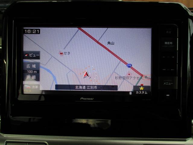 ハイブリッドMZ セーフティサポート ワンオーナー ナビTV バックカメラ エンジンスターター ETC スマートキー LEDライト メーカー保証(4枚目)