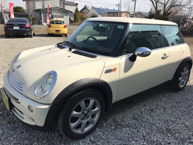 「MINI」「MINI」「コンパクトカー」「北海道」の中古車9