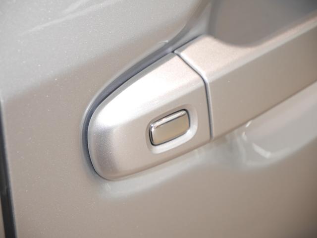 スマートタッチでスライドドアの解錠&開閉可能