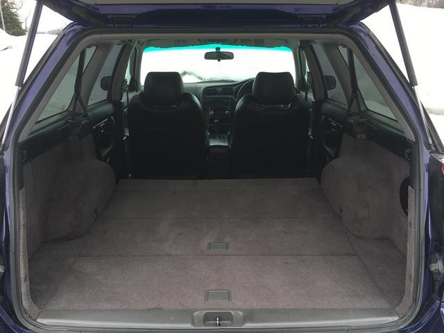 スバル レガシィツーリングワゴン 2.0 GT-B 4WD AW 社外マフラー 4ナンバー登録