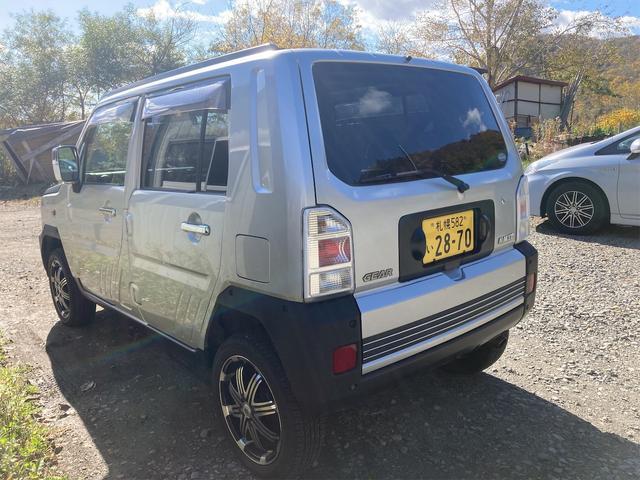 ギア 4WD(6枚目)