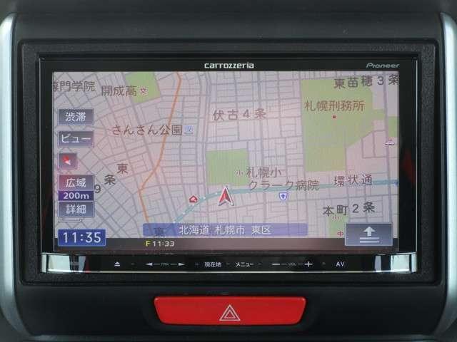 G SSパッケージ 社外ナビカメラ・ETC・HID・シートヒーター(8枚目)