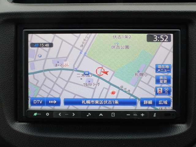 15X 社外ナビ・フルセグTV・ETC・HIDライト(8枚目)